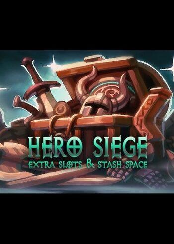 Hero Siege - Extra Slots & Stash Space (DLC) Steam Key GLOBAL