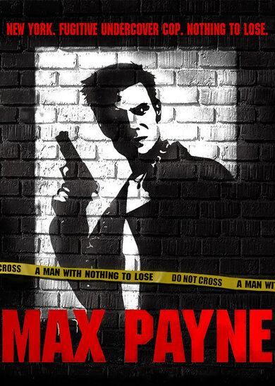 Max Payne Steam Key EUROPE