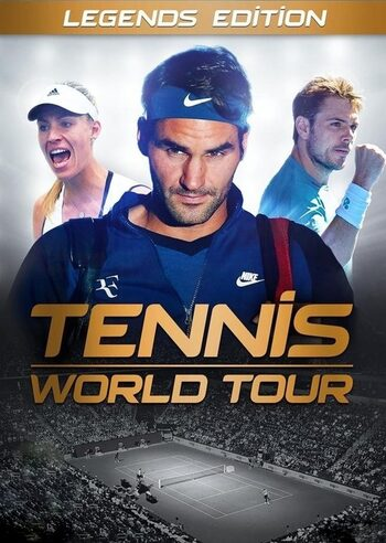 Tennis World Tour: Legends Edition Steam Key GLOBAL