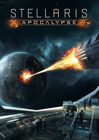 Stellaris: Apocalypse (DLC) Clave de Steam GLOBAL