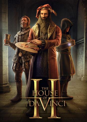The House of Da Vinci 2 Steam Key GLOBAL