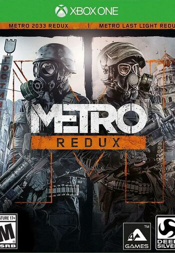 Metro Redux Bundle (Xbox One) Xbox Live Key UNITED STATES