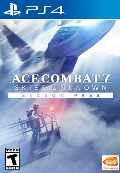 Ace Combat 7 Skies Unknown Season Pass PS4
