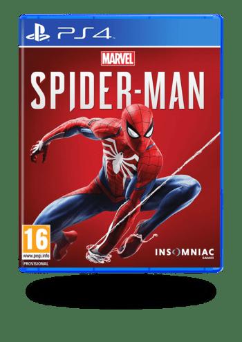 Marvel's Spider-Man PlayStation 4
