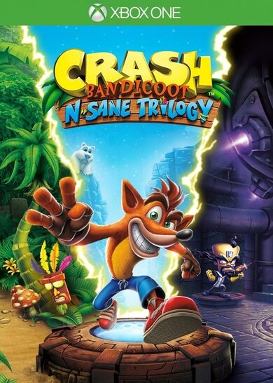 Crash Bandicoot N. Sane Trilogy (Xbox One) Xbox Live Key EUROPE