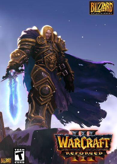 Warcraft 3 Reforged Battle.net Key GLOBAL