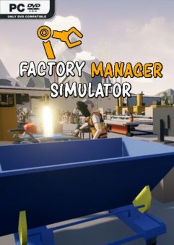 Factory Manager Simulator (PC) Steam Key GLOBAL