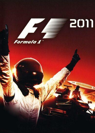 F1 2011 Steam Key GLOBAL фото