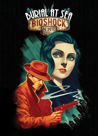 BioShock Infinite - Burial at Sea: Episode One (DLC) Steam Key EUROPE