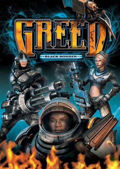 Greed: Black Border Steam Key GLOBAL фото