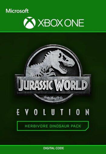 Jurassic World Evolution: Herbivore Dinosaur Pack (DLC) XBOX LIVE Key EUROPE