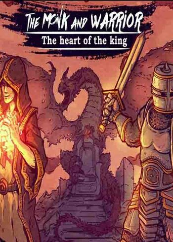 The Monk and the Warrior. The Heart of the King Steam Key GLOBAL