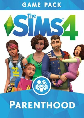 The Sims 4: Parenthood (DLC) Origin Key EUROPE