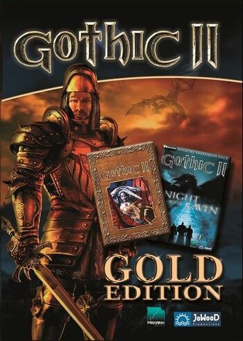 Gothic II: Gold Edition Steam Key GLOBAL