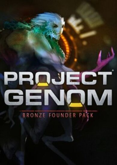 Project Genom - Bronze Founder's Pack Steam Key GLOBAL