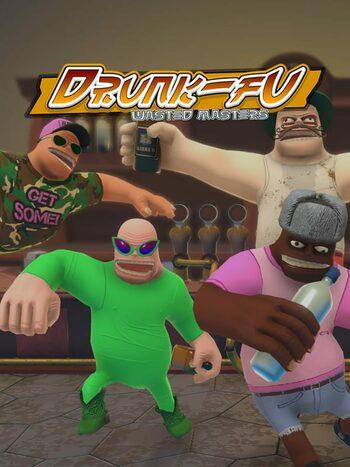Drunk-Fu: Wasted Masters (PC) Steam Key GLOBAL