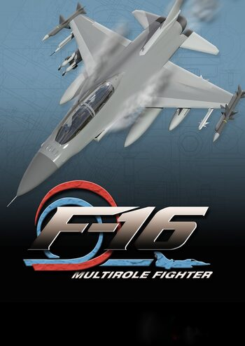 F-16 Multirole Fighter Steam Key GLOBAL