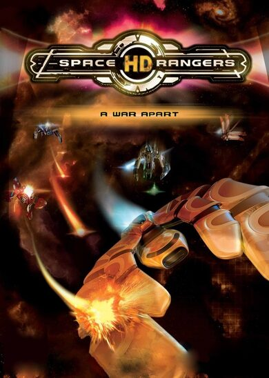 Space Rangers HD: A War Apart Steam Key GLOBAL