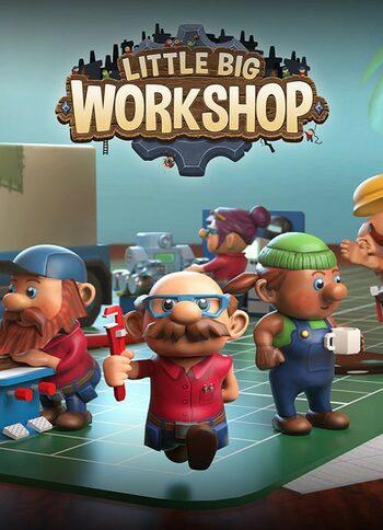 Little Big Workshop (Nintendo Switch) eShop Key EUROPE