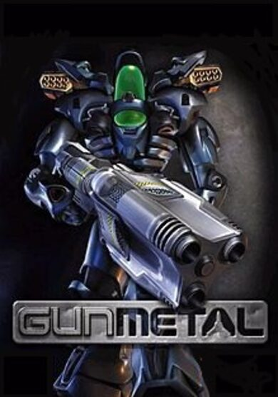 Gun Metal Steam Key GLOBAL