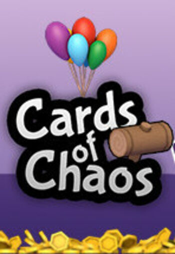 Cards of Chaos Steam Key GLOBAL
