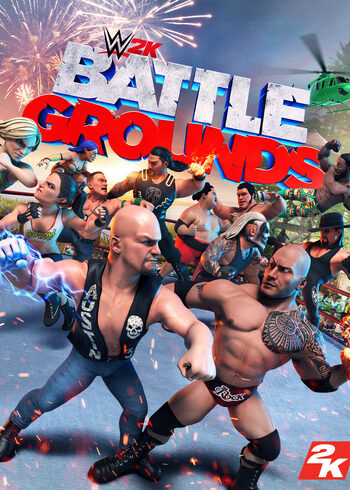 WWE 2K BATTLEGROUNDS Steam Key GLOBAL