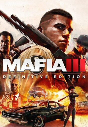 Mafia III: Definitive Edition Steam Key GLOBAL