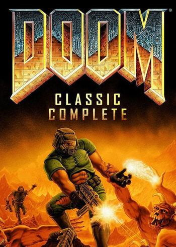 DOOM Classic Complete Steam Key EUROPE