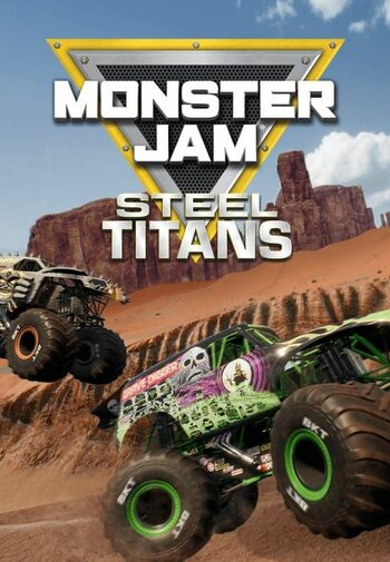 Monster Jam Steel Titans 2 Steam Key GLOBAL