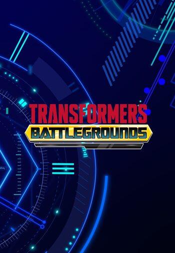 Transformers Battlegrounds Steam Key GLOBAL