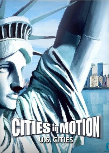 Cities in Motion - US Cities (DLC) Steam Key GLOBAL