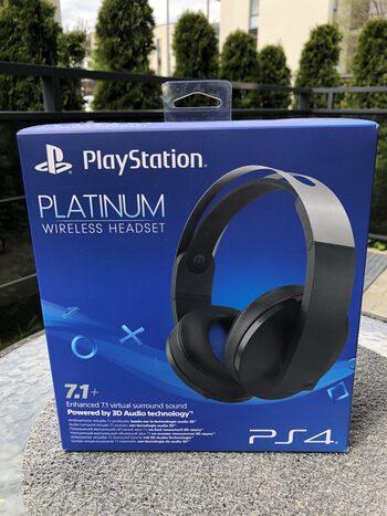 Sony PlayStation Platinum Ausinės