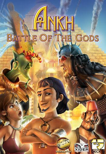Ankh 3: Battle of the Gods Steam Key GLOBAL