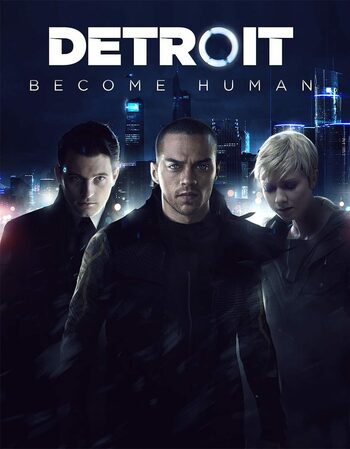 Detroit: Become Human Epic Games Key EUROPE