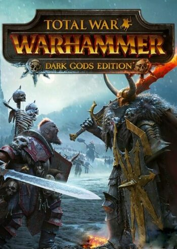 Total War: Warhammer (Dark Gods Edition) Steam Key EUROPE