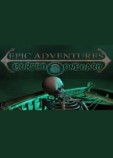 Epic Adventures: Cursed Onboard Steam Key GLOBAL