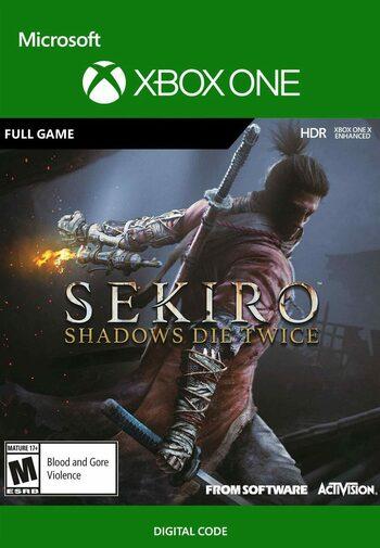 Sekiro: Shadows Die Twice - GOTY Edition (Xbox One) Xbox Live Key UNITED STATES