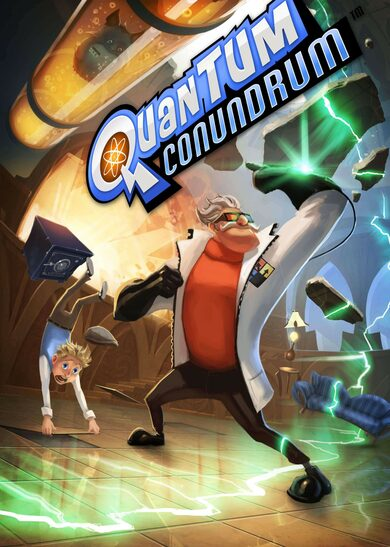 Quantum Conundrum Steam Key GLOBAL