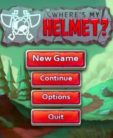 Where's My Helmet? Steam Key GLOBAL