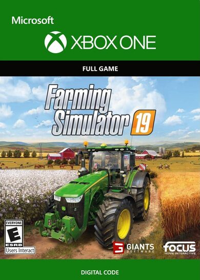 Farming Simulator 19 (Xbox One) Xbox Live Key UNITED STATES