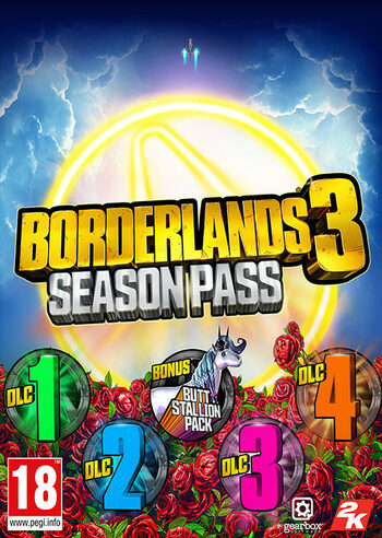 Borderlands 3 - Season Pass (DLC) Epic Games Key EUROPE