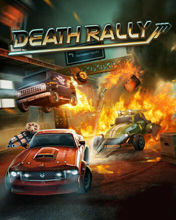 Death Rally Steam Key GLOBAL