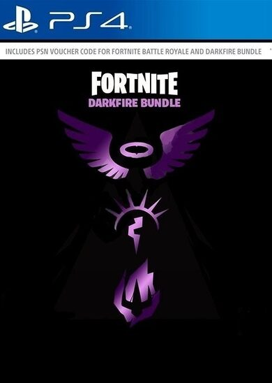 Fortnite Darkfire Bundle (DLC) (PS4) PSN Key EUROPE