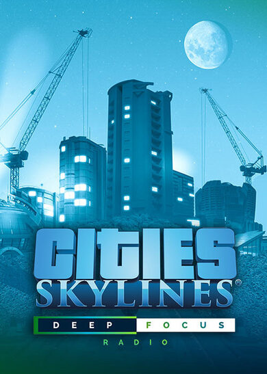 Cities: Skylines - Deep Focus Radio (DLC) Steam Key GLOBAL