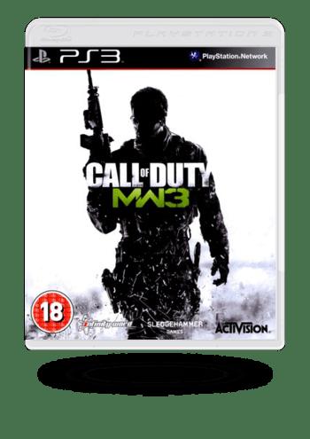 Call of Duty: Modern Warfare 3 PlayStation 3