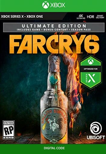 FAR CRY 6 Ultimate Edition (Xbox One) Xbox Live Key EUROPE