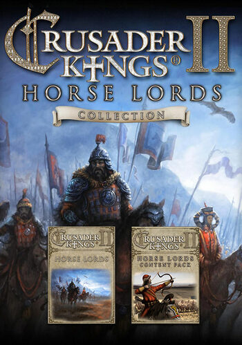 Crusader Kings II: Horse Lords Collection Steam Key GLOBAL