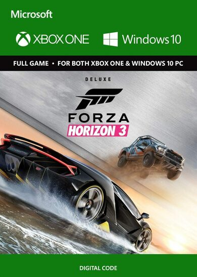 Forza Horizon 3 (PC/Xbox One) Xbox Live Key GLOBAL