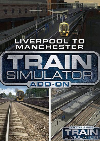 Train Simulator - Liverpool-Manchester Route Add-On (DLC) Steam Key EUROPE
