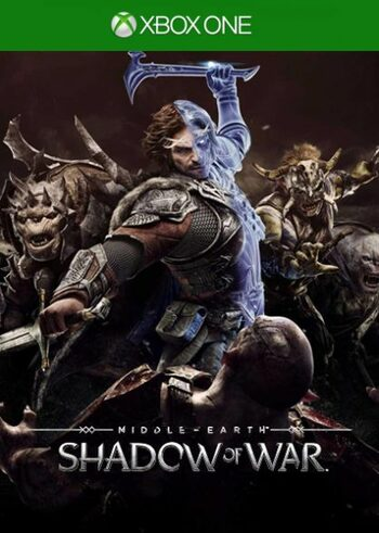 Middle-earth: Shadow of War (Xbox One) Xbox Live Key GLOBAL